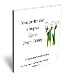 Seven Surefire Ways to Jumpstart Your Creativity